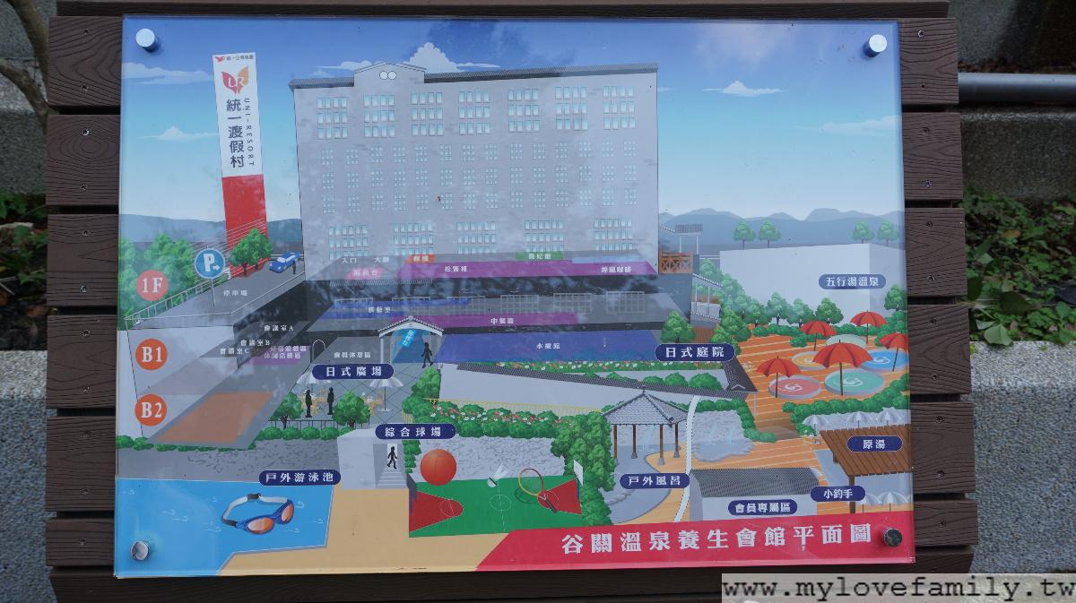 統一渡假村谷關溫泉養生會館