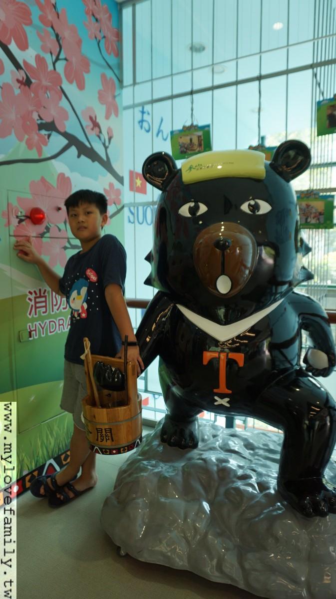谷關溫泉文化館