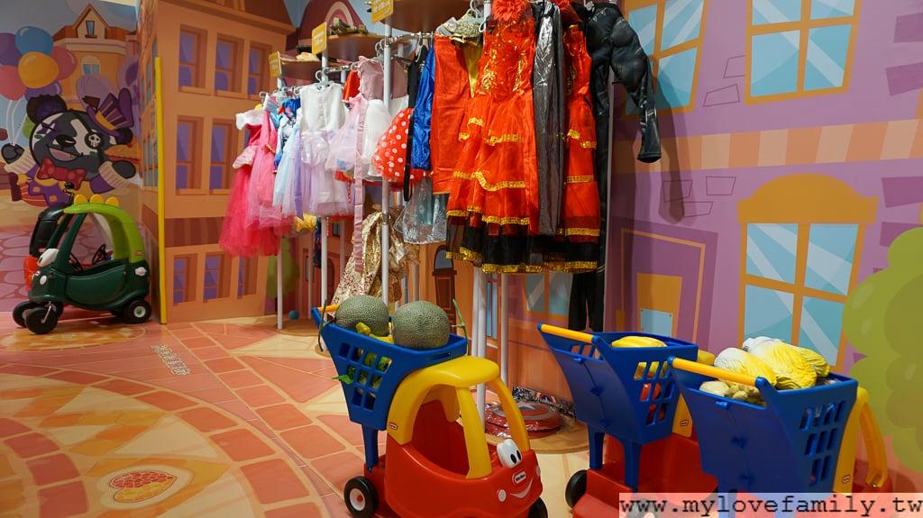 貝兒絲樂園 奇幻西國主題館