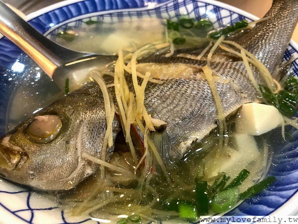 薑絲鮮魚湯