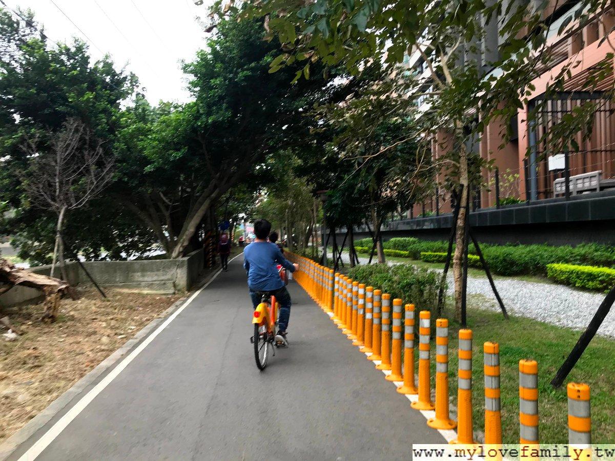 腳踏車步道