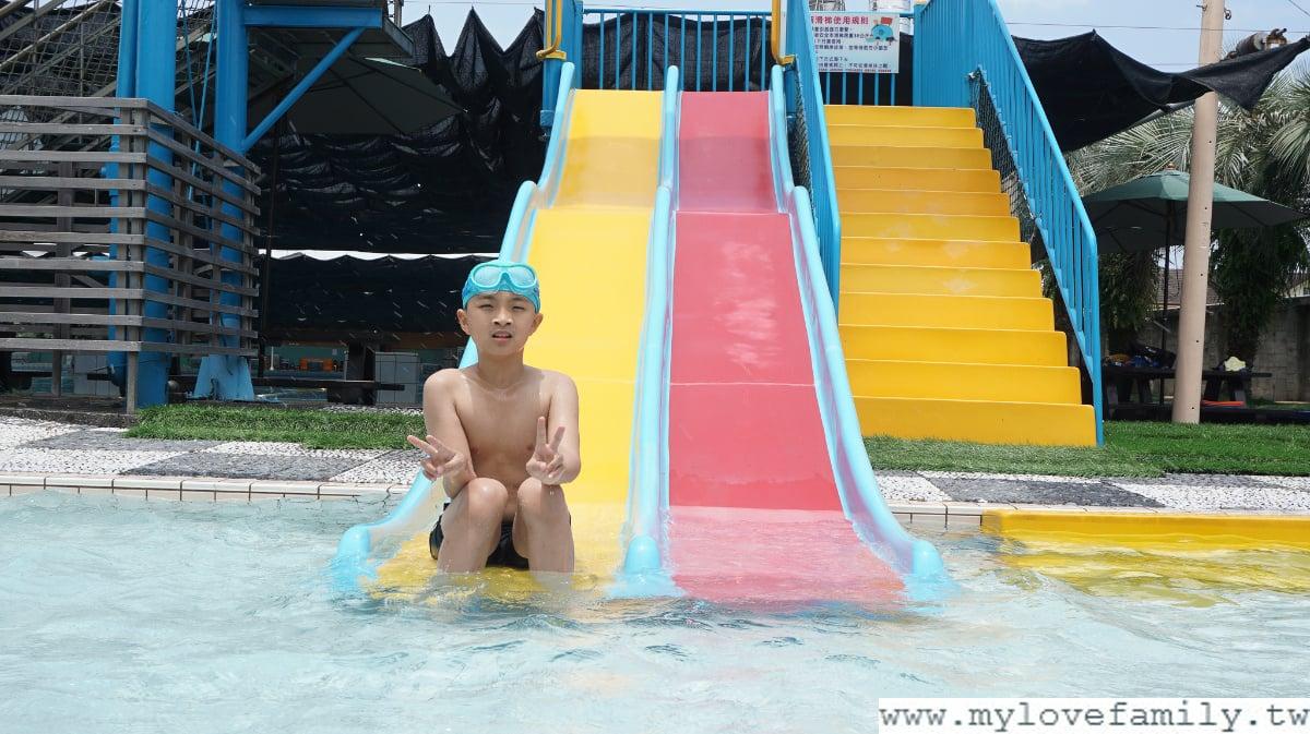 松樹門游泳池