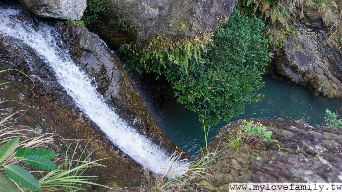 猴洞坑瀑布,