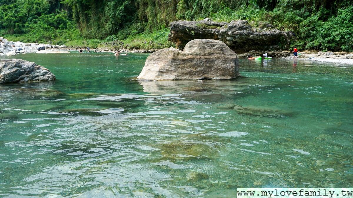 三棧溪戲水區