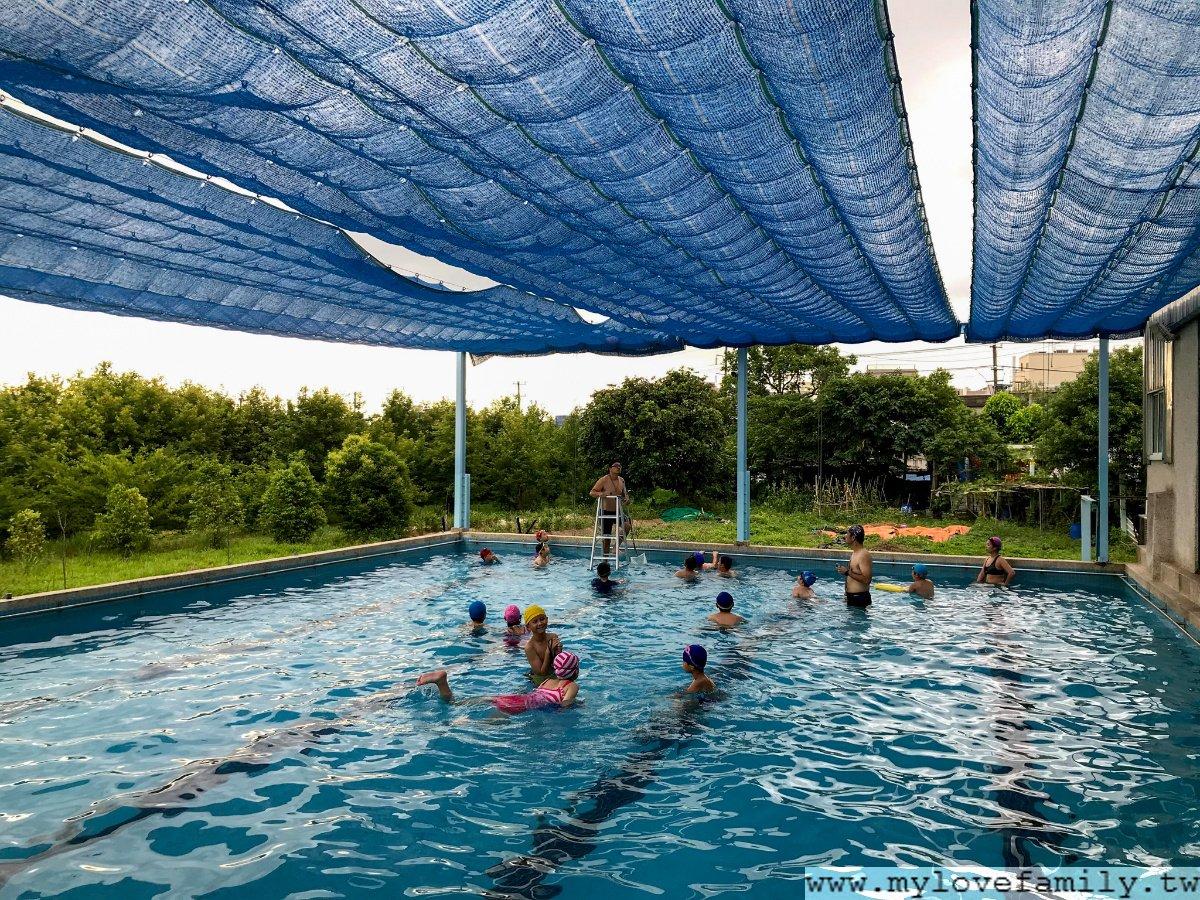 美樂地游泳池