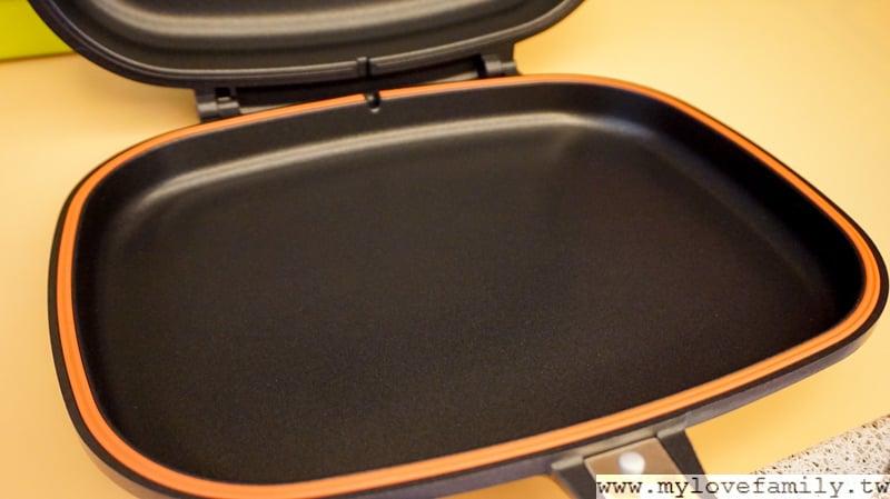 可拆式雙面鍋