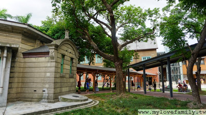 國立臺灣博物館鐵道部園區