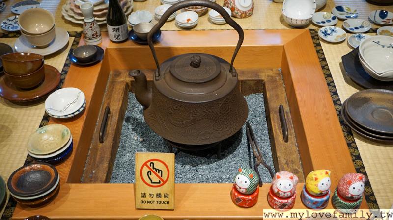 日式咖啡館