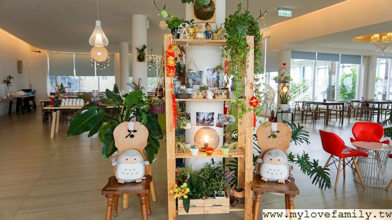 茉莉灣海洋Cafe
