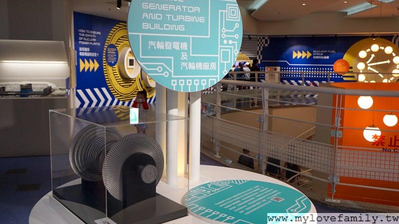 台電展示館