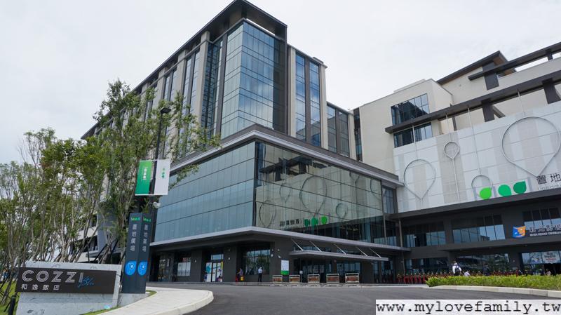 COZZI BLU和逸飯店桃園館