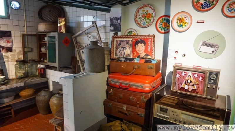 臺中市眷村文物館