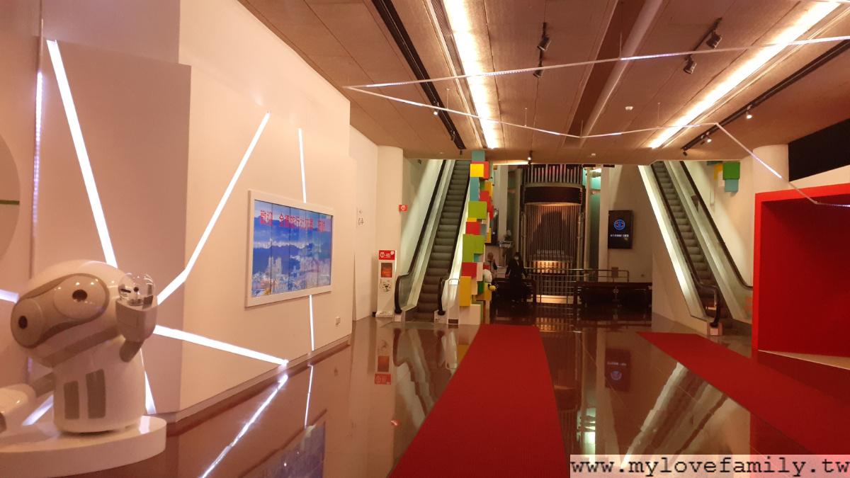 台電北部展示館