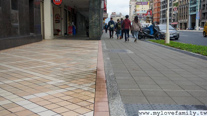 忠孝東路人行環境改善工程