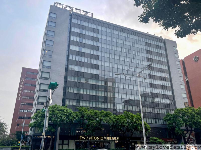 和逸飯店‧台北民生館