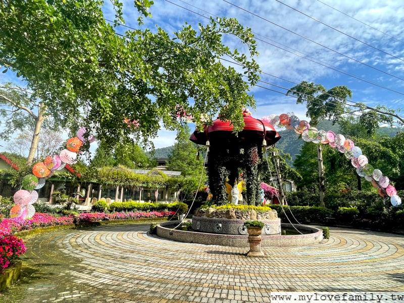 楓樺台一渡假村
