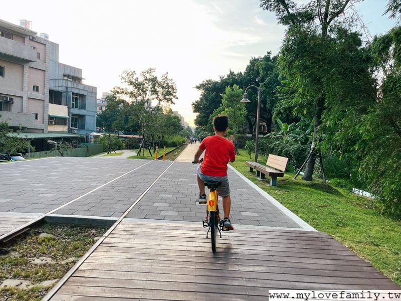 桃林鐵路鐵馬道單車道