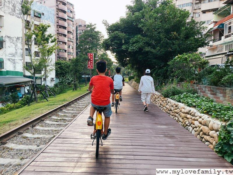 【桃林鐵路自行車步道】