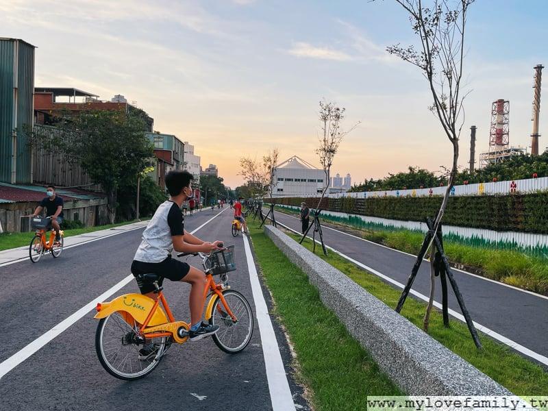 桃林鐵路鐵馬自行車步道