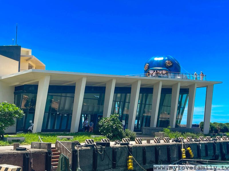 看海美術館